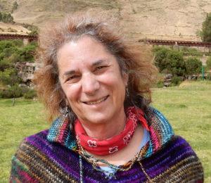 Suzannah Tebbe Davis, Shaman, in Peru