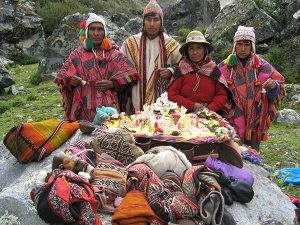 Q'ero medicine men and women