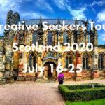 Scotland Creative Seekers Tour 2022